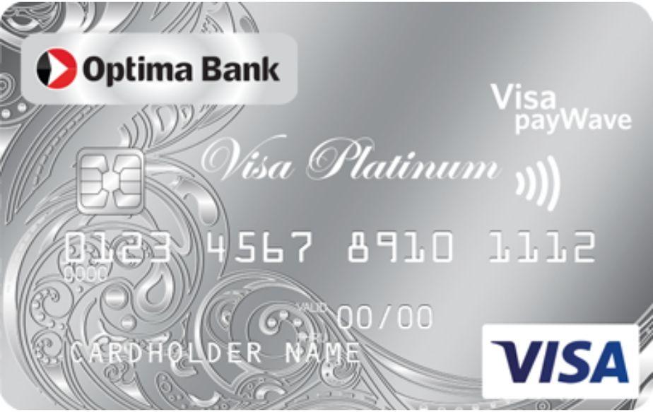 Карта Visa Platinum