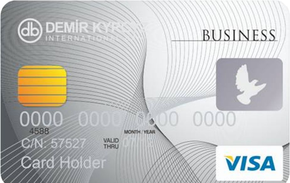 Карта Visa Business