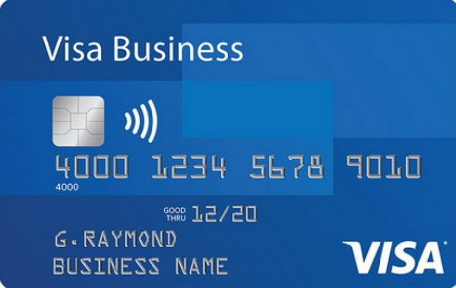 Карта Visa Business