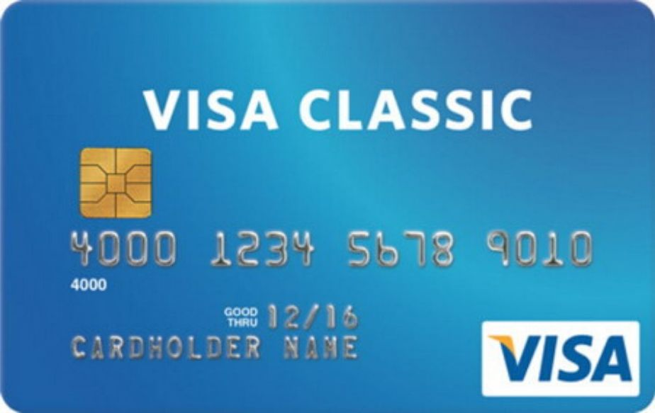 Карта Visa Classic/Visa Gold
